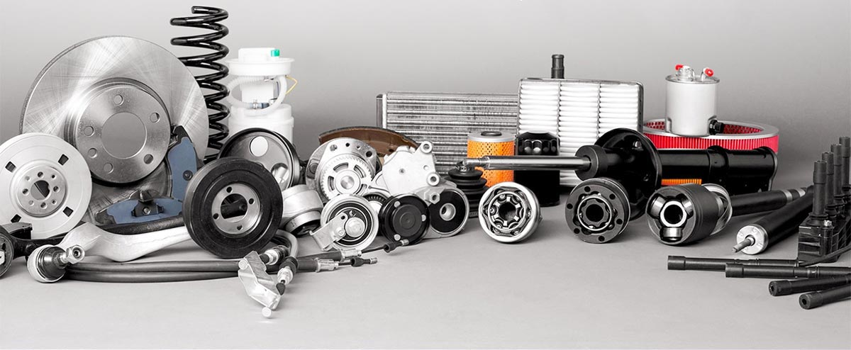 Auto parts and component from Germany